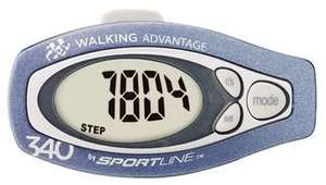 Step & Distance Pedometer £5.79 Delivered @ CPC