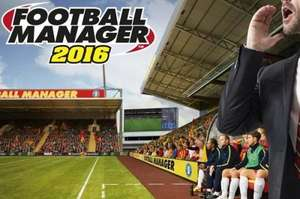 Football Manager 2016 w Beta Access £26.59 @ GetGames