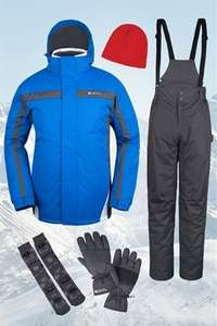 Mountain Warehouse Ski Package £79.99