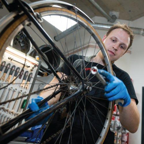 Free Bike Service Repair @ Cycle Republic 02 Priority