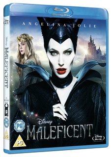 Maleficent on Disney's Movie Rewards