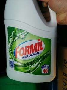 3l of formil bio washing liquid scanning at £2.99 @ lidl