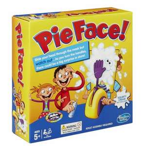 Pie Face Game in stock £20 at Wilkinsons online.