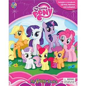 My little pony busy book £5 tesco direct Free CnC