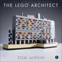 The LEGO Architect By Tom Alphin £12.75 delivered @ Wordery + Up to 6% cashback via Quidco