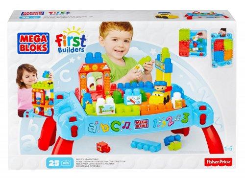 Fisher Price Mega Bloks Build N Learn Table Sainsburys @ £12 (RRP £40)