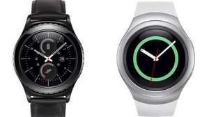 Samsung Gear S2 / Gear S2 Classic - £224 or £269 with code & cashback from Samsung