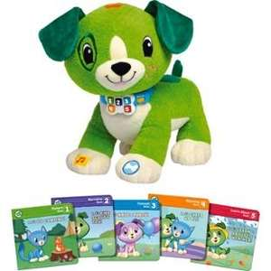 LeapFrog Read with Me - Scout half price £14.99 @ Argos