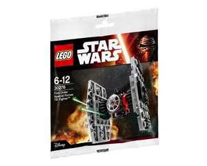 Daily Mail -  Free LEGO Star Wars First Order Special Forces TIE Fighter (14th November only)