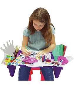 Buy Chad Valley Craft Lap Tray and 1000 Crafts at Argos.co.uk - Your Online Shop for Arts, crafts and creative toys.