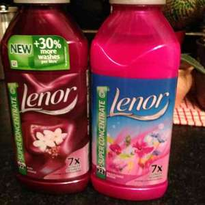 Lenor Super Concentrate 22 Washes 62p @ Asda instore