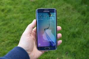 Samsung Galaxy S6 edge 32GB Black/Gold/Green/White £27.50pm no upfront payment @ mobiles.co.uk