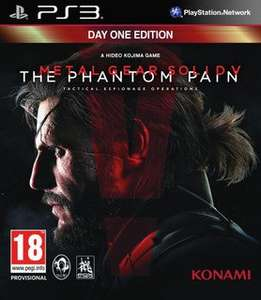 Metal Gear Solid V: The Phantom Pain - Day One Edition (PS3) £17.95 Delivered (Using Code) @ TheGameCollection Via Rakuten