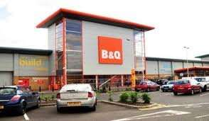 B&Q Closing down sale Derry    Norn Ireland - 20% off all stock