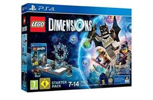 Lego dimensions ps4 £77.99 @ Amazon