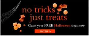 Halloween Treat from CrabtreeandEvelynUK VIA FB