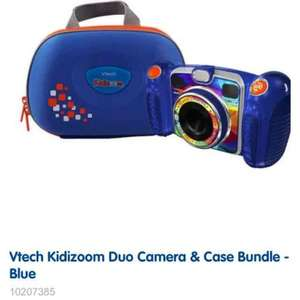 vtech duo camera and case bundle £35 @ Boots