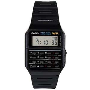 Casio Calculator Watch CA-53W-1ER - £15.95 (Prime) £19.94 (Non Prime)  Sold by Mobile Express UK and Fulfilled by Amazon.