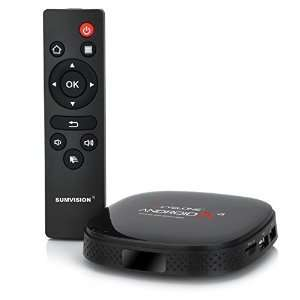 Sum vision Cyclone Android x4 Quad Core Media Player £34.65 @ Amazon/E-Deals Shop - UK
