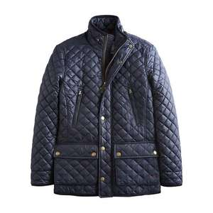 Joules Foxton Quilted Jacket, Marine Navy (Reduced to clear, Half Price) £60.00 @ John Lewis