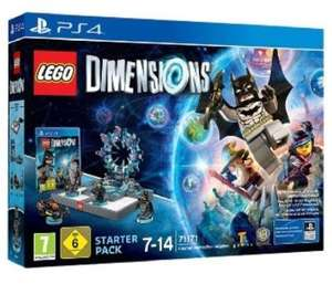 Lego dimensions PS4 - £60.34 Delivered @ Amazon.fr