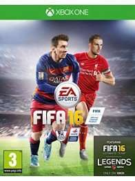 FIFA 16 Xbox One £25.95 with Facebook like at CDKeys