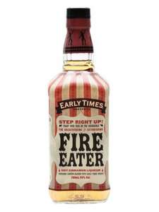Sainsburys Fire Eater Hot Cinnamon Whisky Liqueur 70cl - £13
