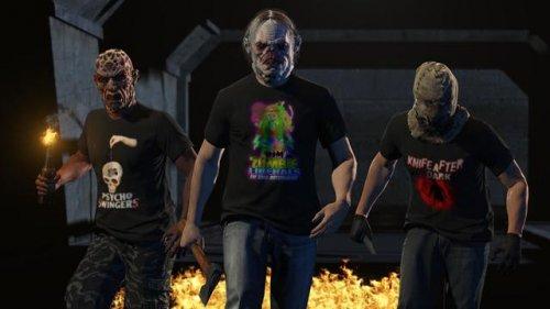 Grand Theft Auto Online: Halloween Surprise