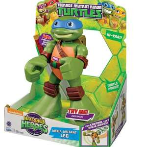 Teenage mututant Ninja Turtles Mega Mutant Leonardo £30 @ Hamleys