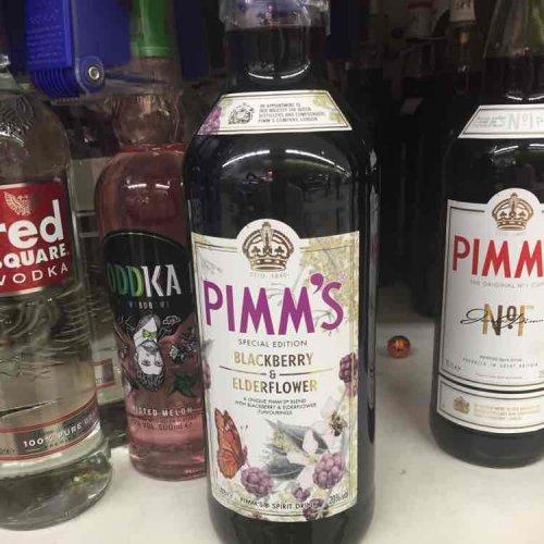 Pimm's Blackberry and Elderflower 10.50 @ Tesco in-store