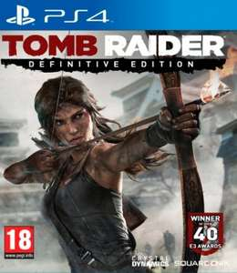 Tomb Raider: Definitive Edition (PS4) - Pre-Owned, £8.99 Delivered @ ChipsWorld.co.uk