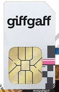 Free Giff Gaff Sim with £5 Free Credit for Students