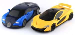 Airfix quick build cars 1 for £10 now 2 for £14(Bugatti Veyron & McLaren p1) in store ASDA