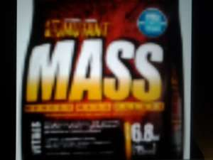 Mutant mass 6.8kg £33.59 @ Supplement Store