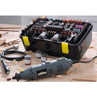 Challenge Xtreme 187 Piece Mini Tool Kit - 130W.  £19.99 @ Argos