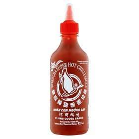 Flying Goose Brand Sriracha Super Hot Chilli Sauce (455ml) £1.50 @ Asda
