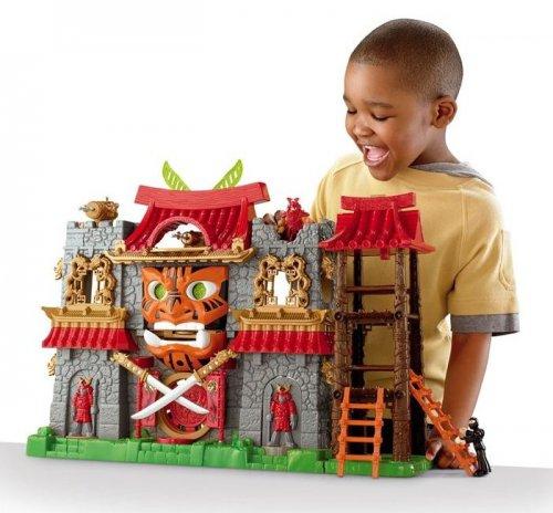Fisher-Price Imaginext Samurai Castle £24.99 @ Smyths Toys