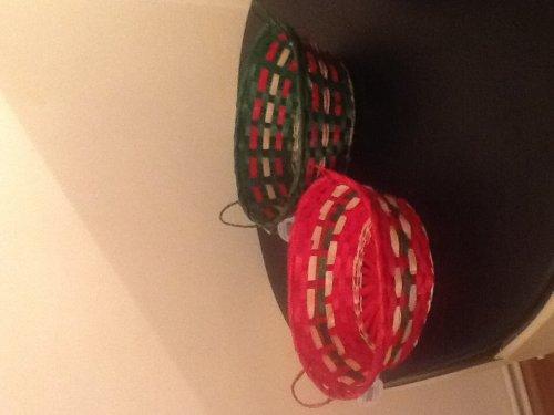 Christmas Gift Basket -Poundworld (instore)