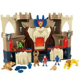 Fisher-Price Imaginext Lion's Den Castle Half Price £24.99 @ Toysrus & Tesco Direct