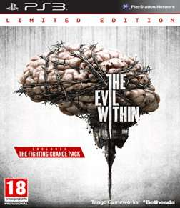 The Evil Within: Limited Edition / Wolfenstein: The New Order (X360/PS3) £7.99 / Dishonored: Definitive Edition (PS4) £13.50 / The Golf Club: Collector's Edition (PS4/X1) £19.99 Delivered @ GAME (+More)