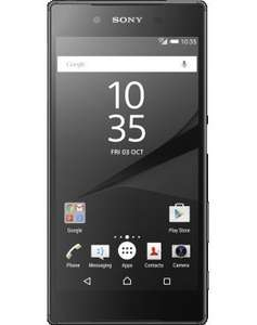 Free Sony Xperia Z5 - O2 Unlimited mins/texts + 3GB Data (24 month contract) @ mobiles.co.uk