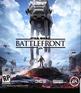 Star wars battlefront Ps4/Xbox one clubcard boost at Tesco £32 using £5 clubcard voucher £5=£10