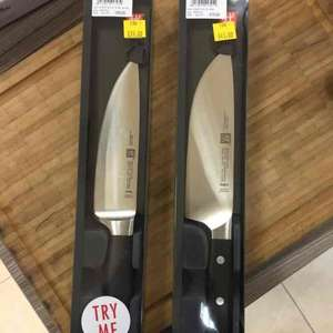 zwilling j a henckel chef knives £39 and £45 @ Bentalls