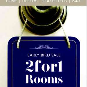 macdonald hotels flash sale 2-4-1 rooms
