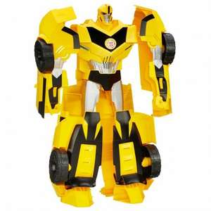 Transformers Super Bumblebee £14.99 was 49.99 Sainsburys West Belfast