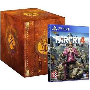 Far Cry 4 Kyrat Edition PS4 £26.95! Ebay / thegamecollectionoutlet