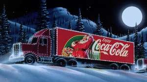 [Holidays are coming] Coca-Cola Christmas Truck Tour dates released (free Coca-Cola!)