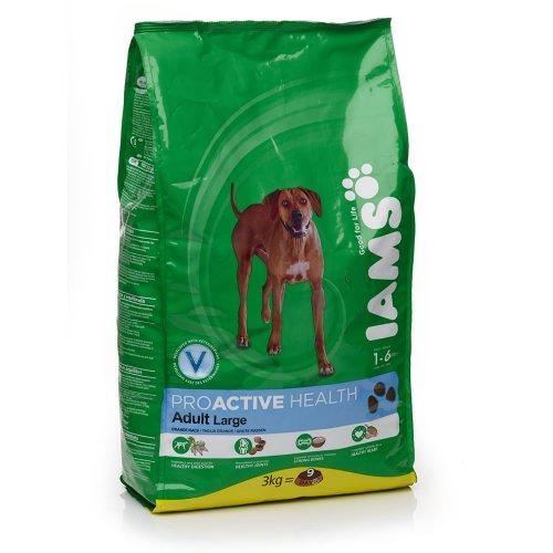 3kg iams dogfood/£3.48/wilko