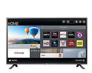 LG 42LF580V 42 Inch Smart WiFi Built In Full HD 1080p LED TV with Freeview HD £319 @ Tesco