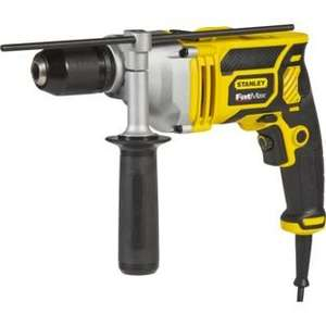 Stanley FatMax Percussion Hammer Drill - 750W @ £40.99 from argos
